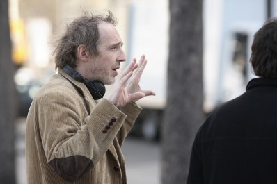 Director's headshot - Arnaud Desplechin