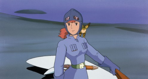 NAUSICAA OF THE VALLEY OF THE WIND - Still 2