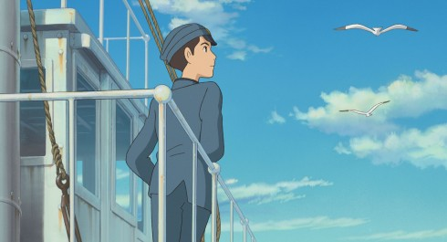 FROM UP ON POPPY HILL - Still 3