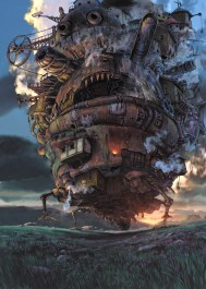 HOWL'S MOVING CASTLE - Still 1