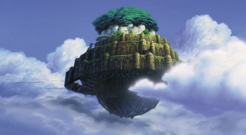LAPUTA CASTLE IN THE SKY - Still 3