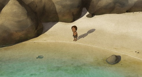 THE RED TURTLE - still 14