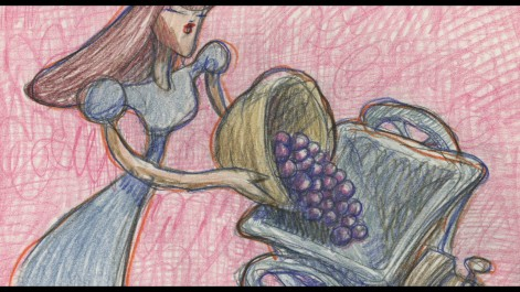 PROPHET (THE) - On Eating Drinking -Bill Plympton