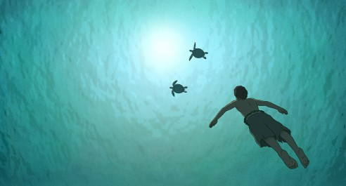 THE RED TURTLE - still 7