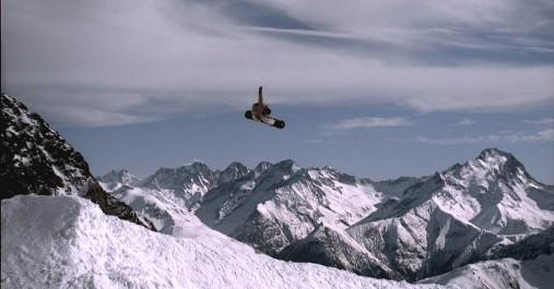 SNOWBOARDER - Still 1