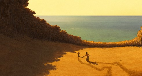 THE RED TURTLE - still 15