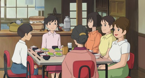 FROM UP ON POPPY HILL - Still 2