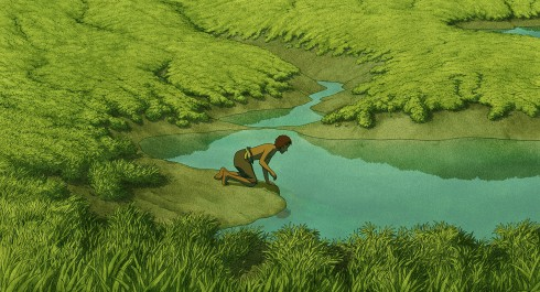 THE RED TURTLE - still 8
