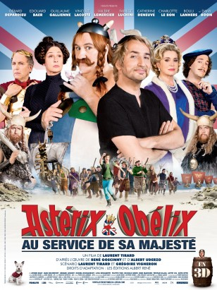 ASTERIX AND OBELIX: IN BRITAIN 3D