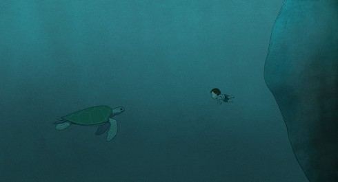 THE RED TURTLE - still 12