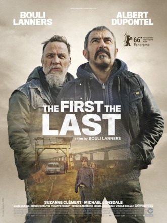 THE FIRST THE LAST