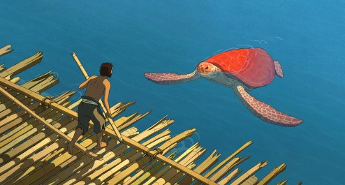 THE RED TURTLE - still 4
