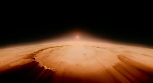 SunStripsAtmosphere 2016 © Voyage of Time UG
