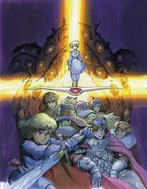 NAUSICAA OF THE VALLEY OF THE WIND - Still 1