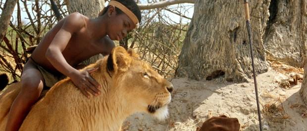 LION BOY - still 1