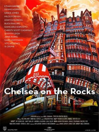 CHELSEA ON THE ROCKS