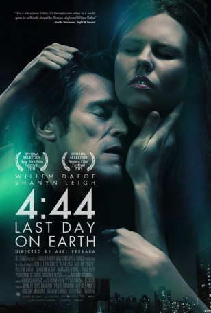 4:44 LAST DAY ON EARTH