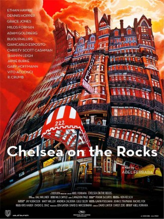 CHELSEA ON THE ROCKS