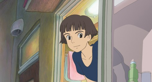 PONYO ON THE CLIFF BY THE SEA - Still 2