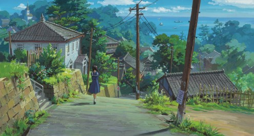 FROM UP ON POPPY HILL - Still 6