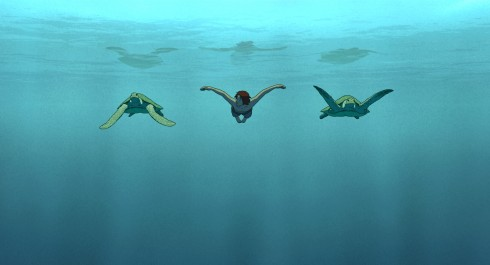 THE RED TURTLE - still 13