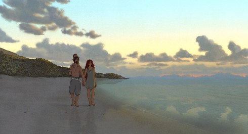 THE RED TURTLE - still 5