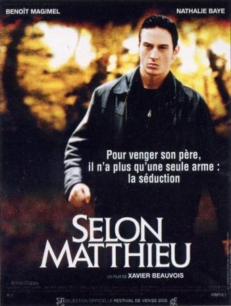 SELON MATTHIEU