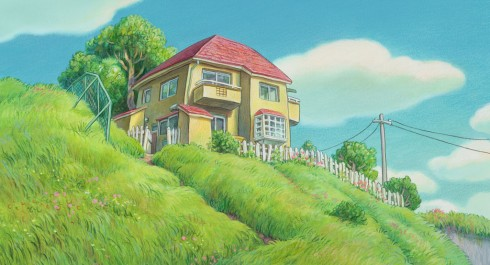 PONYO ON THE CLIFF BY THE SEA - Still 5