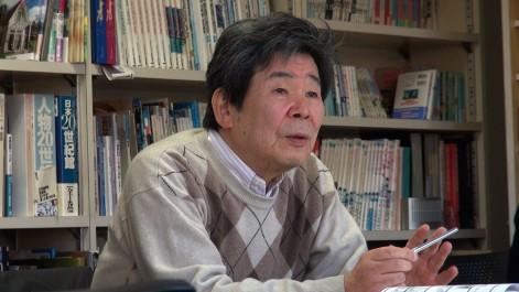 ISAO TAKAHATA AND HIS TALE OF THE PRINCESS KAGUYA - Still 1